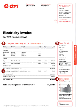 Eon Business Electricity Amp Gas Prices Quote My Energy